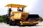 柳工SUPERCLG509型沥青摊铺机