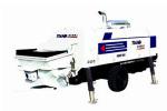 鑫天地重工HBTS80-16ERI 拖式混凝土泵