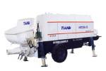 鑫天地重工HBTS60-7E 拖式混凝土泵