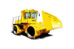 国机洛建LLC233H全液压四轮驱动垃圾填方压实机