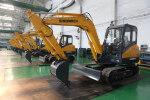 国机洛建ZG3150-9履带挖掘机
