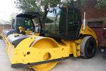 国机洛建LSS208单钢轮振动压路机