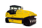 国机洛建LRS230H全液压轮胎压路机