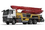 普茨迈斯特M38-5混凝土输送泵车