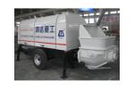 铁力士HBT80S1813-145R混凝土拖泵