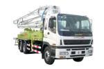鸿得利HDL5270THB型混凝土泵车