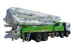 鸿得利HDL5400THB型混凝土泵车