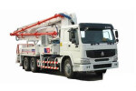 中车(南车)HDT5291THB-39/4泵车