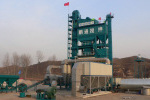 亚龙HXB3000型沥青搅拌设备
