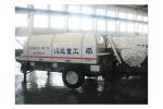 铁力士HBT60Z1407-75混凝土拖泵