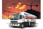 铁力士HDT5281THB-37/4混凝土泵车