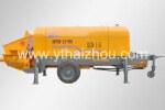 海州机械HBT60-13-90S拖泵