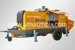 海州机械HBT80-16-160SR拖泵