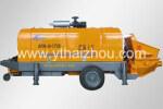 海州机械HBT80-18-175SR拖泵