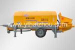 海州机械HBT80-13-90S拖泵