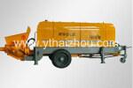 海州机械HBT80-16-110S拖泵