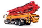 鑫天地重工XTD5270THB(4R37)混凝土泵车