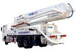 鑫天地重工XZQ5260THB-37混凝土泵车