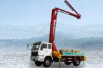 宜工JTZ5160THB泵车