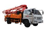 沃尔华GNBC527小型混凝土臂架泵车