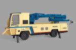 铁建重工HPS3016G混凝土喷射台车(高原型)