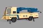 铁建重工HPS3016S混凝土喷射台车