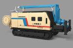 铁建重工HPSD3010履带式混凝土喷射台车