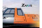 日立ZX120履带挖掘机