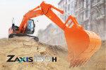 日立ZX130H履带挖掘机