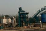 亚龙LB1500沥青混凝土搅拌设备