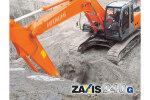 日立ZX240-3G履带挖掘机