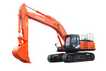 日立ZX470LCH-5G履带挖掘机