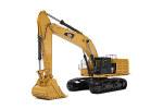 卡特彼勒374F L大型矿用挖掘机
