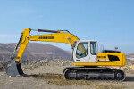 利勃海尔R 906 Litronic履带挖掘机