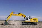 利勃海尔R 934 C Litronic履带挖掘机