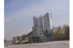 铁力士HZS125混凝土搅拌站