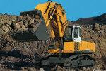 利勃海尔R 974 C Litronic履带挖掘机
