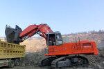 邦立重机CED750-8履带挖掘机