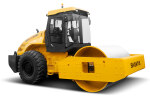 山推SR22MPC单钢轮振动压路机