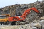邦立重机CE400-5履带挖掘机