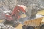 邦立重机CE1250-7履带挖掘机