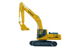 沃尔华DLS330-8B履带挖掘机