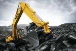 临工LG6250E履带挖掘机