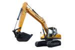 沃得W2215-8履带挖掘机