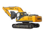 沃得W2245DLC-8履带挖掘机