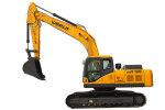 沃得W2260LC-8履带挖掘机