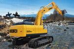 鼎盛天工ZG3235-9C履帶挖掘機