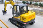 卡特重工CT65-8B履带挖掘机