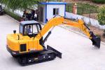 卡特重工CT85-8B履带挖掘机