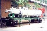 亚龙DHB40滚筒式沥青混合料拌合机